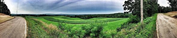Blue Mounds horizon