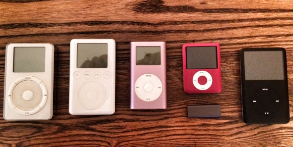 iPod Cache