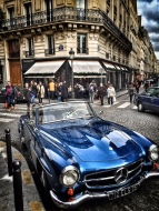 France, November 2014. Photos by Mark Baker.